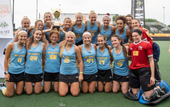 WC Eagles Win Holland U16 Elite Cup