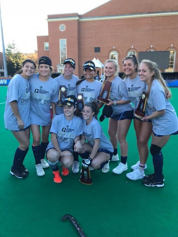 WC Eagles Dominate NCAA Championships