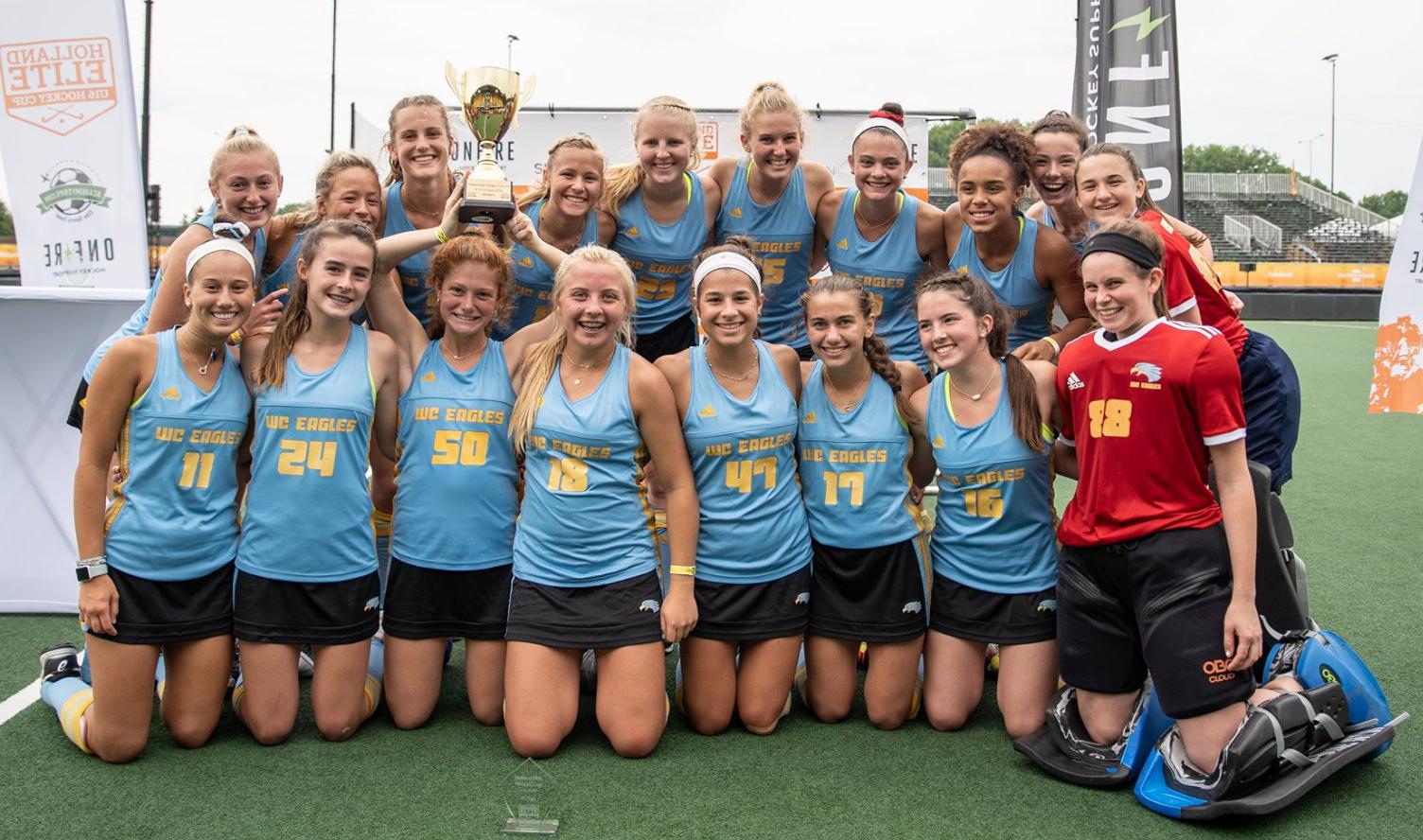 WC Eagles Win Holland U16 Elite Cup