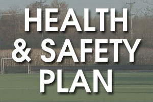 The Training Center Health and Safety Plan for WC Eagles Field Hockey Club Summer Skills Program